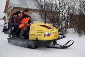 2 этап Кубка 3 января в Харовске