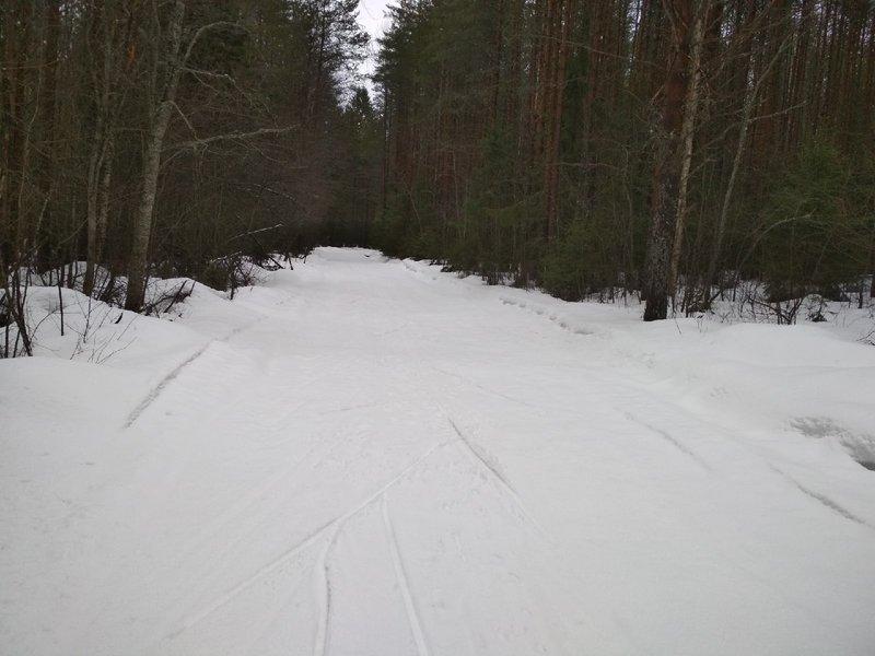 Трасса Харовск