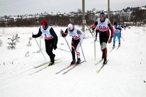 Лыжная гонка на призы СЛК Вииторул 2016