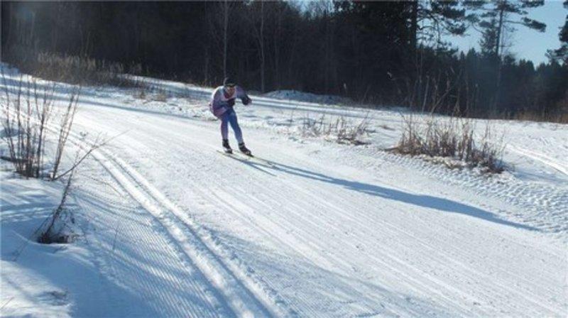 Трасса в СОК Изумруд ждет лыжников на тренировки